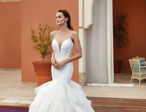 Wedding Dress CT261  2021 Collection