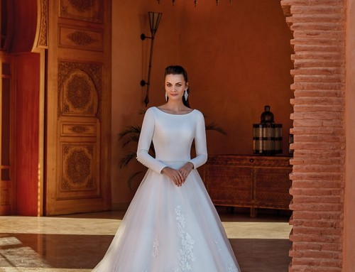 Wedding Dress CT262  2021 Collection