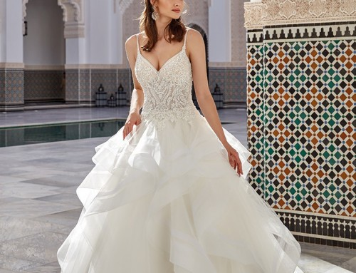 Wedding Dress CT263  2021 Collection