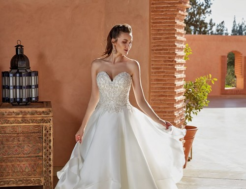 Wedding Dress CT266  2021 Collection