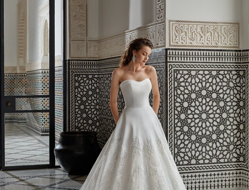 Wedding Dress CT267  2021 Collection