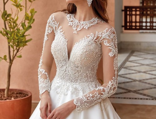 Wedding Dress CT268  2021 Collection