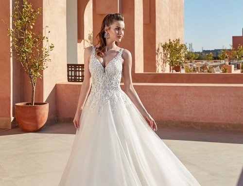 Wedding Dress CT270  2021 Collection