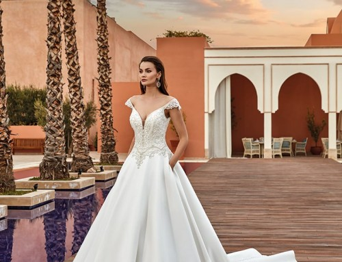 Wedding Dress CT271  2021 Collection