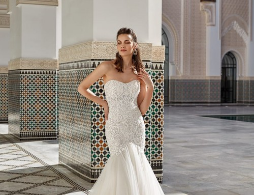 Wedding Dress CT272  2021 Collection