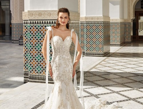 Wedding Dress CT273  2021 Collection