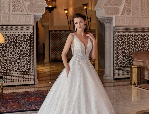 Wedding Dress CT274  2021 Collection