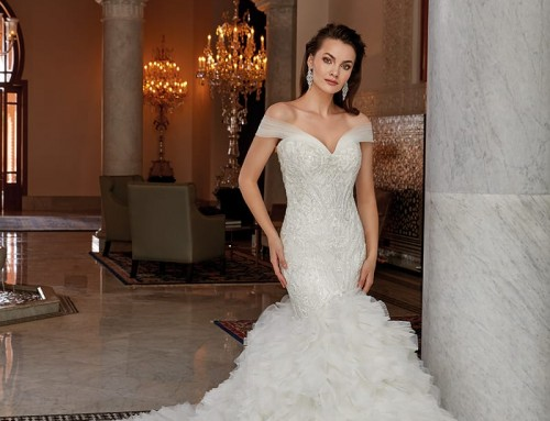 Wedding Dress CT276  2021 Collection