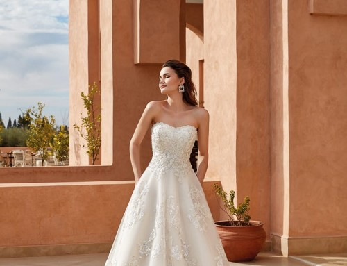 Wedding Dress CT279  2021 Collection