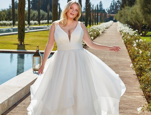 Wedding Dress UR126  2021 Collection