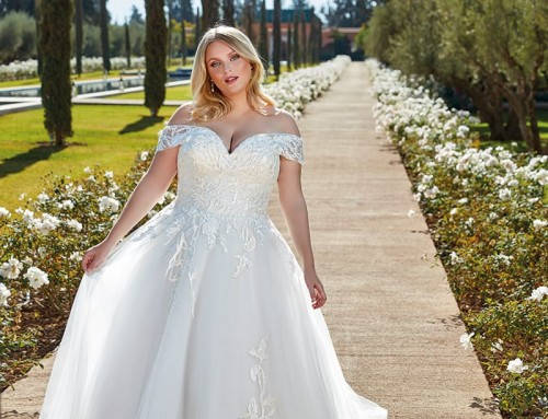 Wedding Dress UR134  2021 Collection