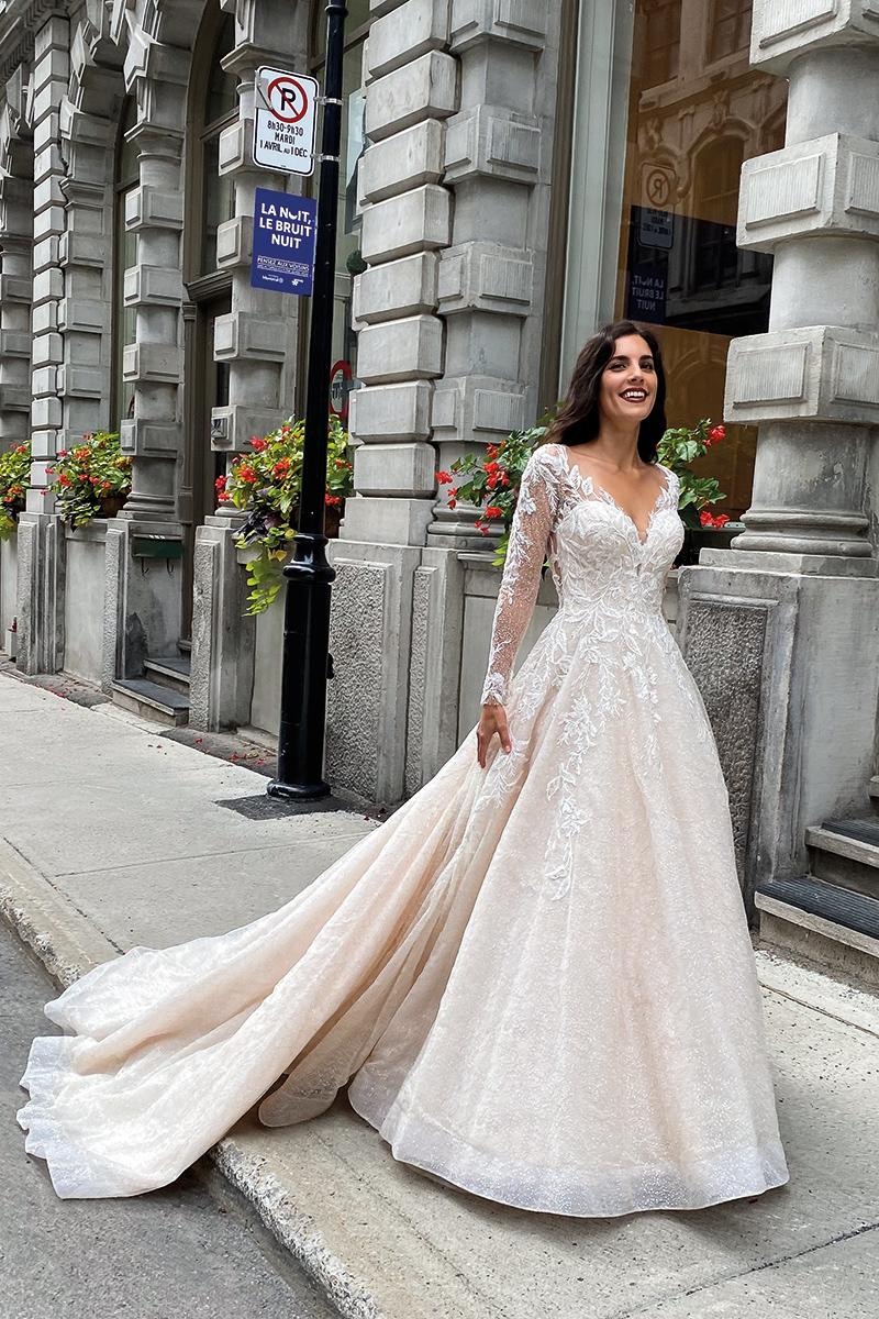 Wedding Dress SKY18 Cersei 181 Collection – Eddy K Bridal Gowns ...