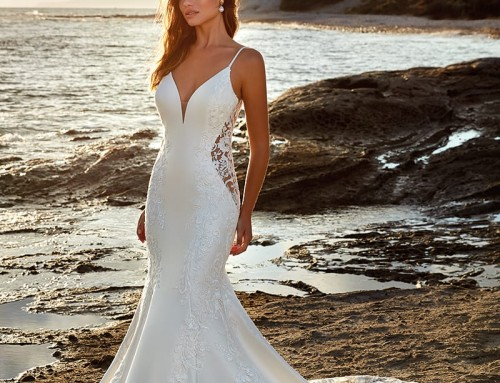 Wedding Dress DR2044 Desiree  2022 Collection