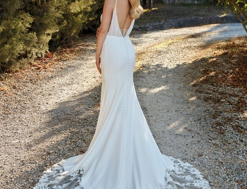 Wedding Dress EK1374 Blair