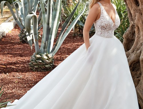 Wedding Dress EK1375 Chelsea  2022 Collection