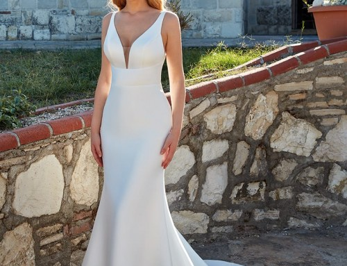 Wedding Dress EK1376 Emma  2022 Collection