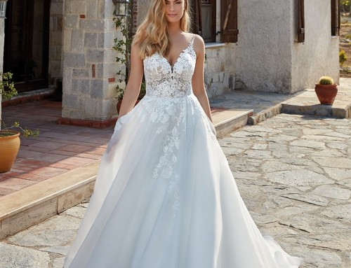 Wedding Dress EK1377 Hannah  2022 Collection
