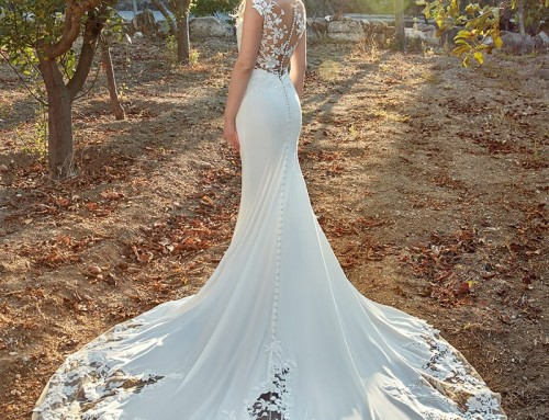 Wedding Dress EK1378 Lucy