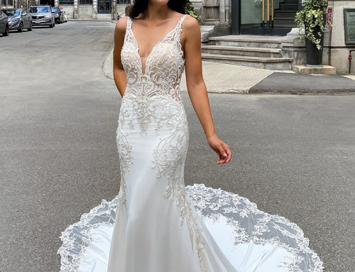 Wedding Dress SKY203 Elisa  2022 Collection