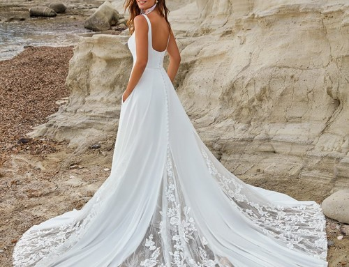 Wedding Dress DR2045 Gigi  2022 Collection