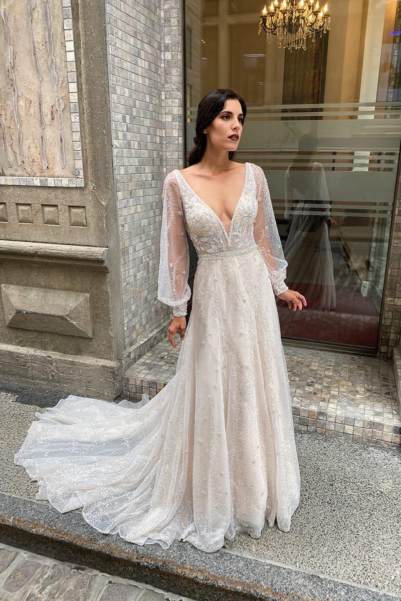 Long Sleeve – Eddy K Bridal Gowns   Designer Wedding Dresses 20