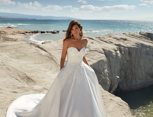 Wedding Dress DR2047L (Lined) Liv