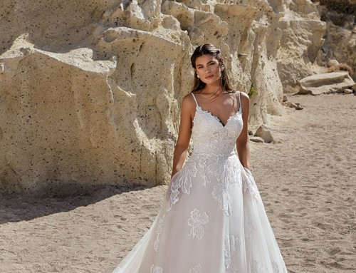 Wedding Dress DR2049 Zola  2022 Collection