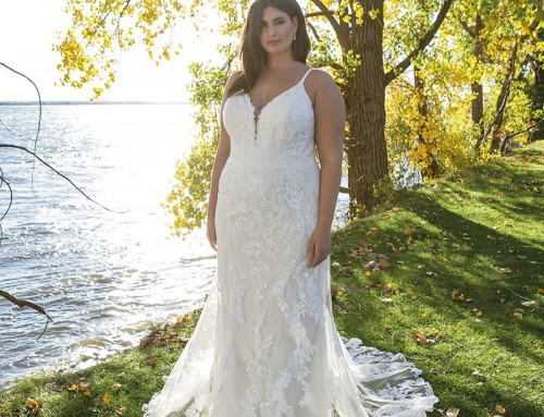 Wedding Dress UR223  2022 Collection