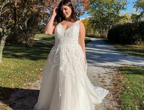 Wedding Dress UR226  2022 Collection