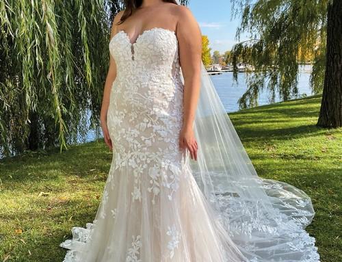 Wedding Dress UR227  2022 Collection