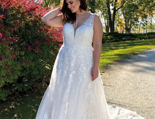 Wedding Dress UR228  2022 Collection