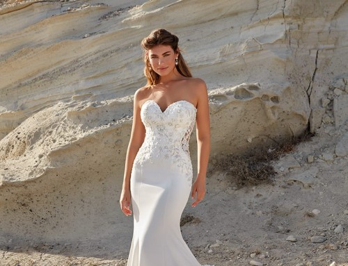 Wedding Dress Aura | DR2202  2022 Collection