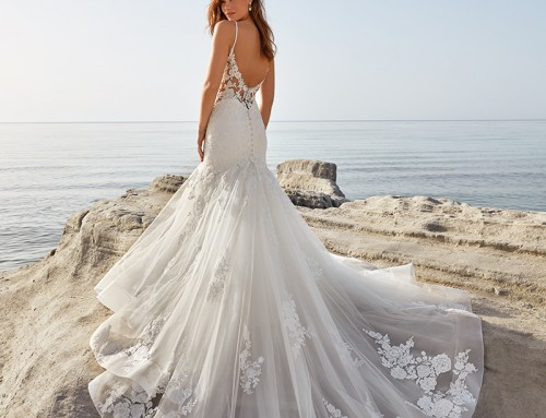 Wedding Dress Demi | DR2205  2022 Collection