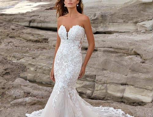 Wedding Dress Sia | DR2211  2022 Collection