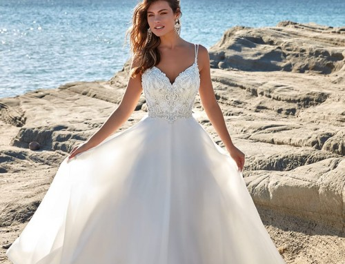Wedding Dress Clarisa | DR2213  2022 Collection