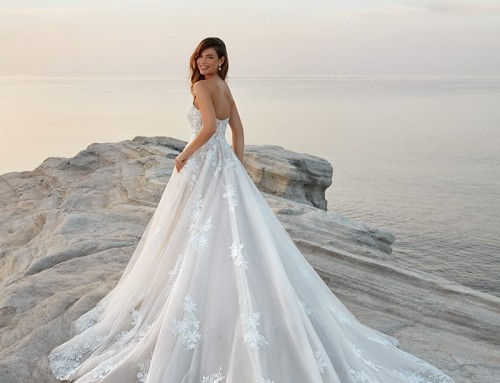 Wedding Dress Romina | DR2215  2022 Collection