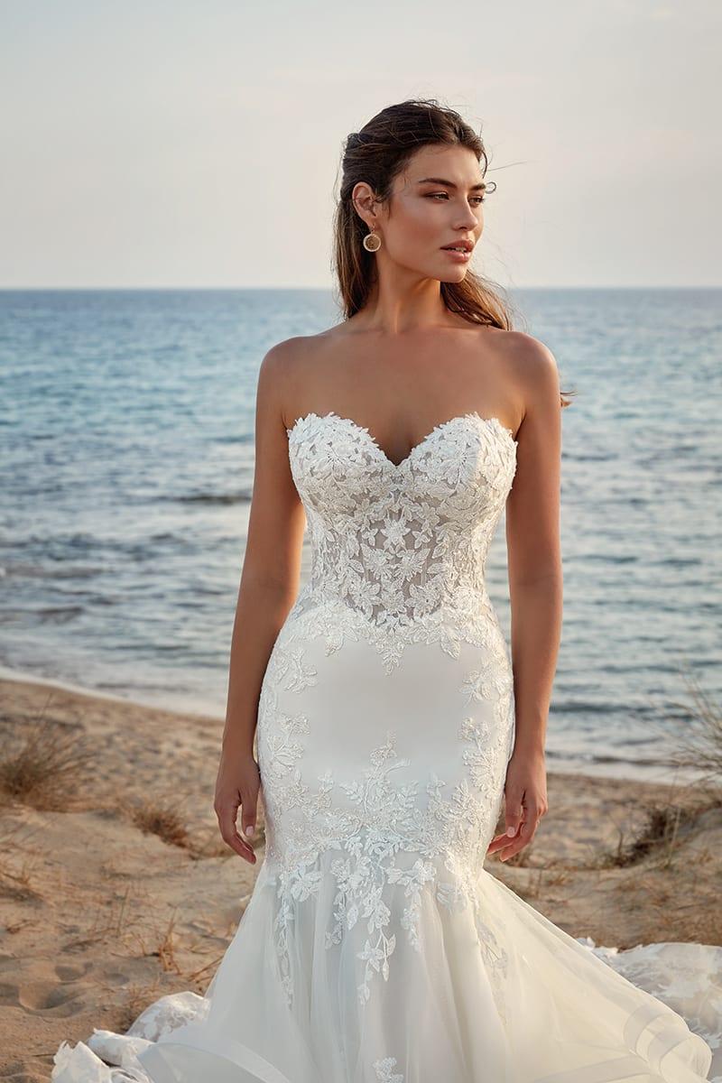 Wedding Dress Octavia   DR2219 2022 Collection - Eddy K ...