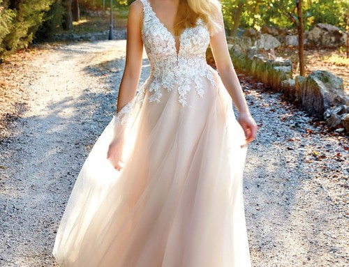 Wedding Dress Adele | EK1401  2022 Collection