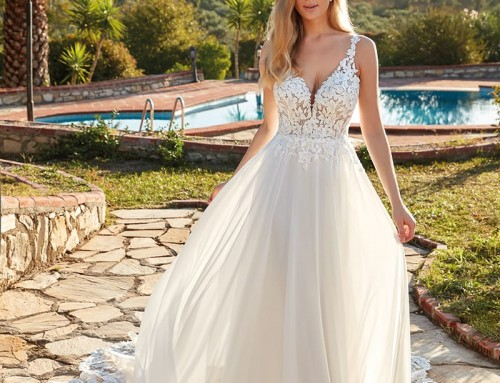 Wedding Dress Audrey | EK1404  2022 Collection