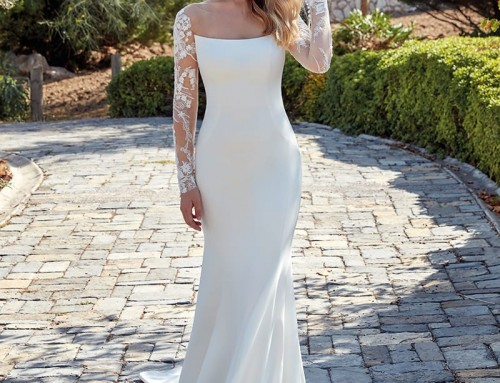 Wedding Dress Grace | EK1405  2022 Collection