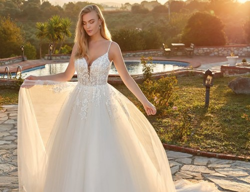 Wedding Dress Eve Ivory | EK1406  2022 Collection