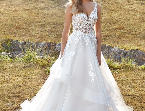 Wedding Dress Hollace | EK1409  2022 Collection