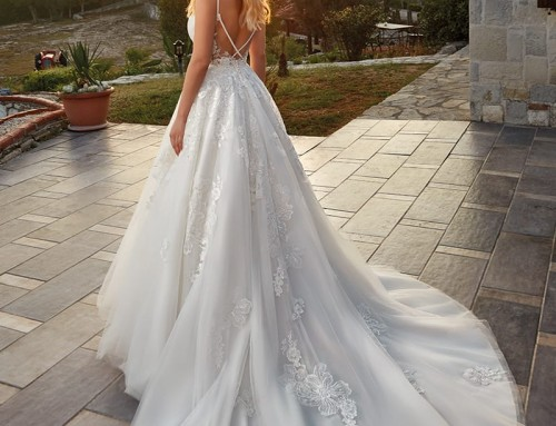 Wedding Dress Beverly | EK1411  2022 Collection