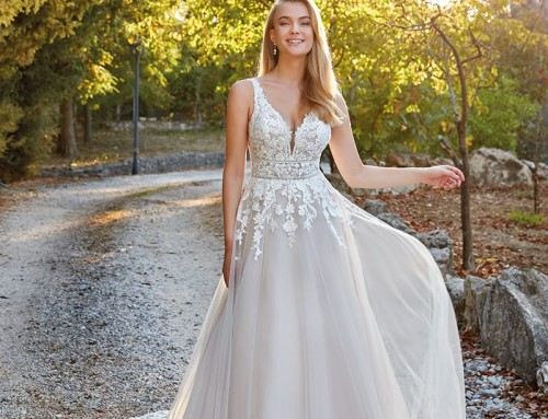Wedding Dress Carolyn | EK1412  2022 Collection