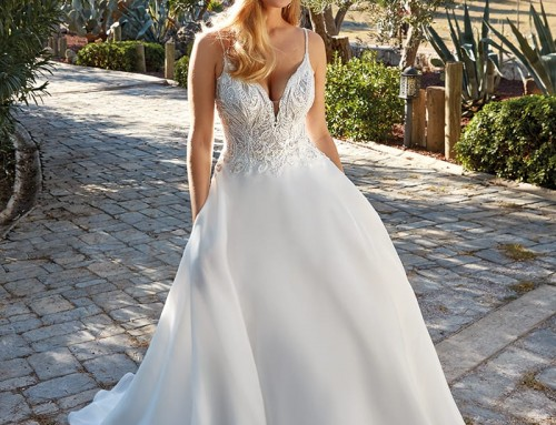 Wedding Dress Leanne | EK1413  2022 Collection