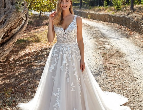 Wedding Dress Lynne | EK1415  2022 Collection