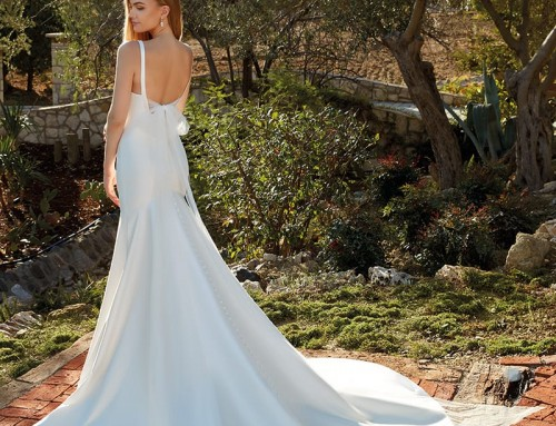 Wedding Dress Gwyneth | EK1420  2022 Collection