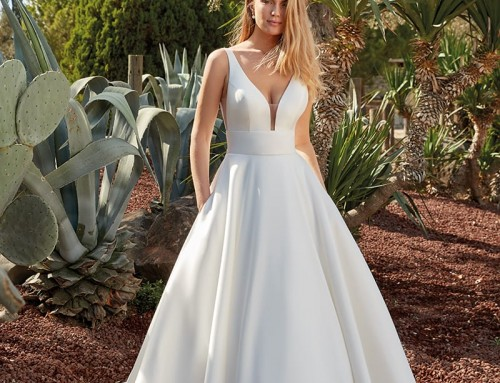Wedding Dress Becca | EK1421  2022 Collection