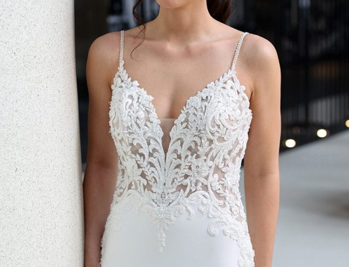 Wedding Dress Avery | CT280  2022 Collection