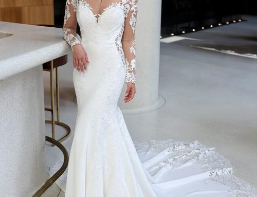 Wedding Dress Bridget | CT281  2022 Collection